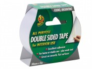 Shurtape Duck® Double Sided Interior Tape 38mm x 5m