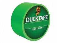 Shurtape Duck® Tape 48mm x 9.1m Twist Of Lime