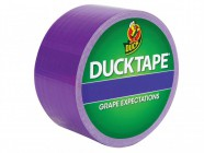 Shurtape Duck® Tape 48mm x 9.1m Grape Expectation