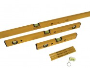 Stabila 70-2 Double Plumb Spirit Level Pack 30cm, 60cm & 180cm