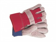 Town and Country TGL106M General Purpose Navy / Red Gloves Ladies - Medium