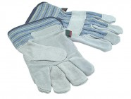 Town and Country TGL410 Mens Suede Leather Palm Gloves