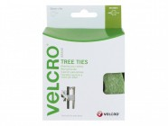 VELCRO® Brand Adjustable VELCRO® Brand Tree Ties 50mm x 5m Green