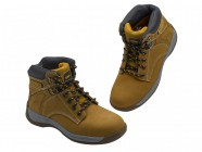 XMS DEWALT Extreme Safety Boot Wheat UK 10 Euro 44