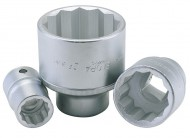 "1.1/16"" 3/4\"" SQUARE DRIVE ELORA BI-HEXAGON SOCKET"