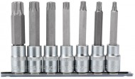 "DRAPER 1/2"" Sq. Dr. Draper TX STAR® Security Socket Bit Set (7 Piece)"