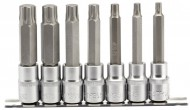 "DRAPER 1/2"" Sq. Dr. Draper TX STAR® Plus Socket Bit Set (7 Piece)"