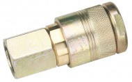 "1/2"" TAPER PCL M100 SERIES AIR LINE COUPLING FEMALE THREAD"