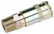 "1/2"" BSP TAPER MALE THREAD VERTEX AIR COUPLING"
