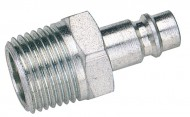 "1/2"" BSP MALE NUT PCL EURO COUPLING ADAPTOR (SOLD LOOSE)"