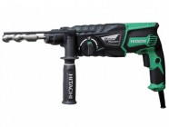 HIKOKI DH26PX SDS Plus Hammer Drill 3 Mode 830 Watt 110 Volt