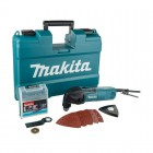 Makita  TM3000CX14 240V Multitool in case with and accesories