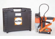 ALFRA ROTABEST 1100W MAGNETIC DRILL 35MM MAX 110V