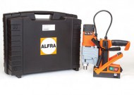 ALFRA ROTABEST 1200W MAGNETIC DRILL 50MM MAX 110V
