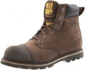 BUCKLER B301SM SAFETY BOOT SIZE 10