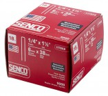 SENCO L17BAB STAPLES 38MM BOX 5000