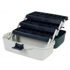 "US Chest & Box TBP33 20""/50cm Fishing Tackle/Organiser Box"
