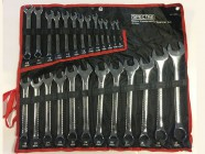 Spectre 25 Piece Combination Spanner set in a Roll